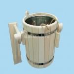 Обливное устройство с нержавеющей вставкой «Ведро»