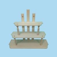 Полка «Пирамида»
