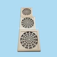 Вентиляционная решётка без задвижки