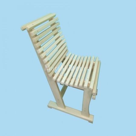 «Фигурный» стул второго сорта