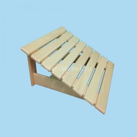 Подголовник «Жёсткий - деревянный»