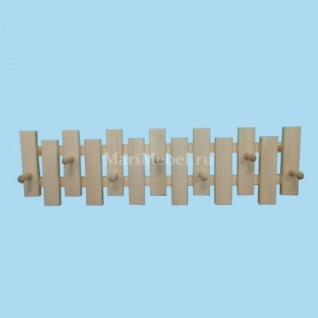 Вешалка деревянная «Оригинальная»